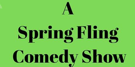 EMT Comedy present  A Spring Fling Comedy Show tickets