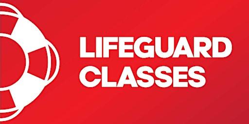 Lifeguard Certification  Class - Fort Stewart