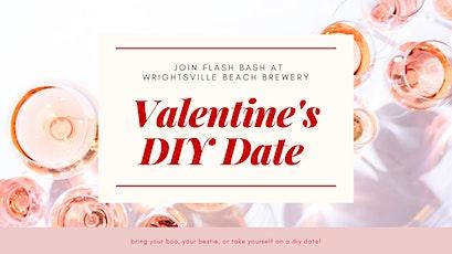 Valentine's DIY Date: Glass Etching Class tickets