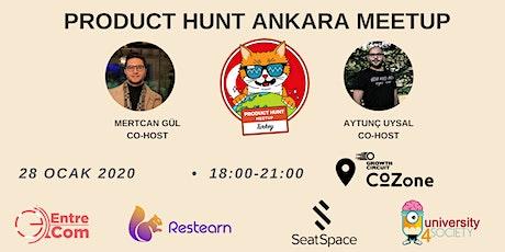Product Hunt Ankara Meetup tickets