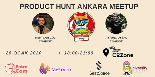 Product Hunt Ankara Meetup