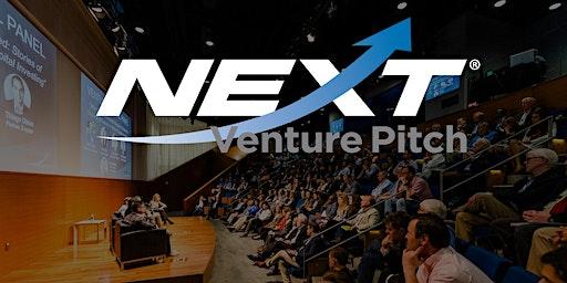 NEXT Venture Pitch 2020