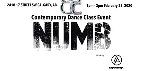 Numb -Contemporary Dance Class Event tickets