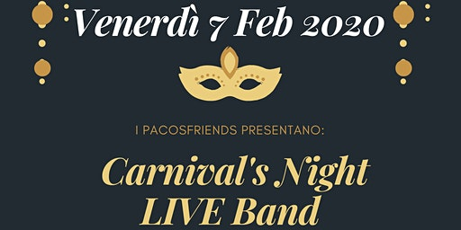 Carnival's Night LIVE Band