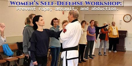Women's Self-Defense Workshop - (Bayville Free Library) tickets