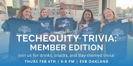 TechEquity Trivia: Member Edition tickets