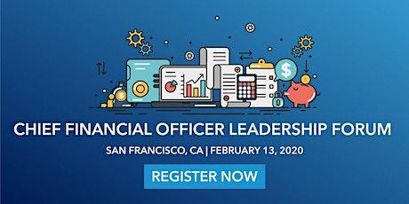 CFO Leadership Forum - San Francisco tickets