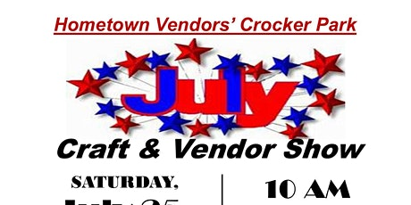 Crocker Park July Craft & Vendor Show tickets