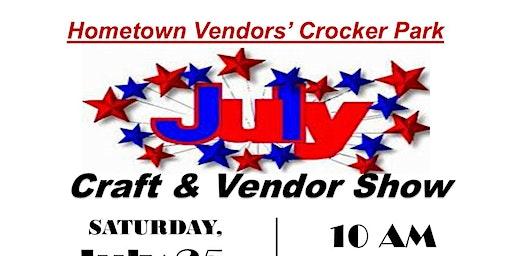 Crocker Park July Craft & Vendor Show