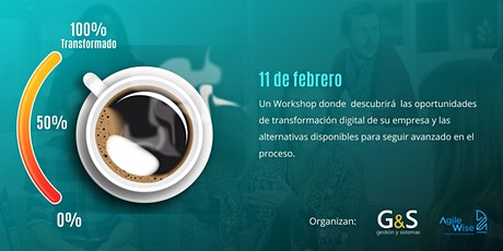 Café transformador entradas