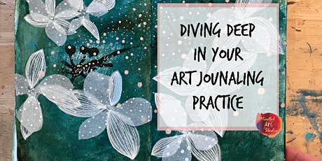 Expressive Art Journaling tickets