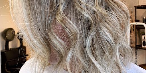 Biz Savvy Stylist - Signature Hairpainting