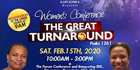 Ladies of Purpose RCCG Zone 2 - Women Prayer Conference - The Great Turnaround tickets