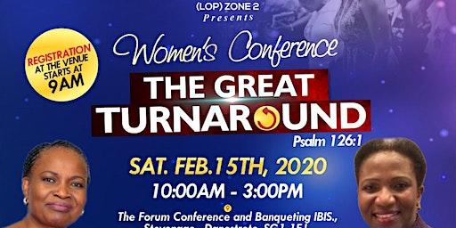 Ladies of Purpose RCCG Zone 2 - Women Prayer Conference - The Great Turnaround