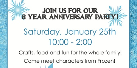 Brain Balance of St. George Anniversary Party (Frozen-themed!) tickets