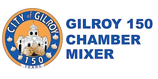Gilroy 150 Chamber Mixer