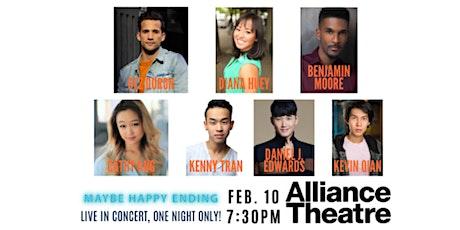 Atlanta Broadway Series: Maybe Happy Ending tickets