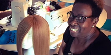 Jackson, MS | 27 Piece or Enclosed Wig Making Class with Sewing Machine tickets
