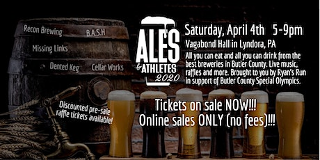 Ales For Athletes 2020 tickets
