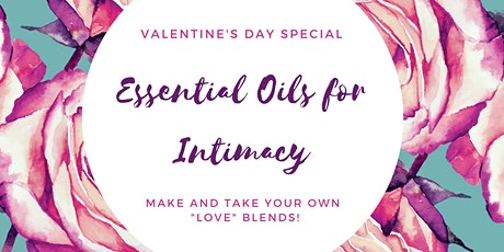 Essential Oils for Intimacy tickets