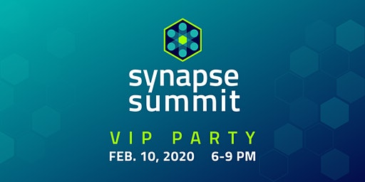 Synapse Summit 2020 VIP Party