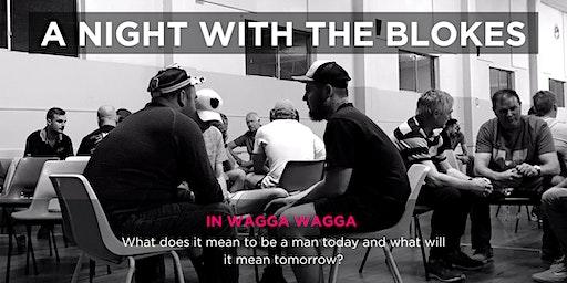 Tomorrow Man - A Night With The Blokes in Wagga Wagga