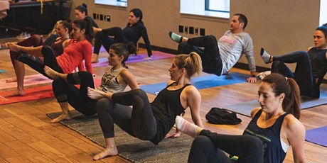 New Year Fitness Reset: Level Up with Top Trainers in the West Loop tickets