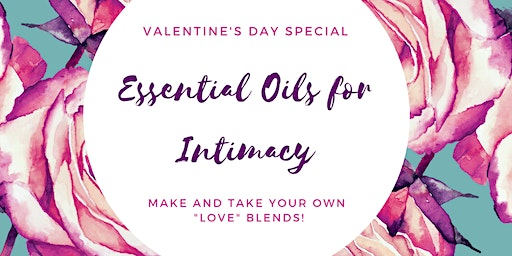 Essential Oils for Intimacy