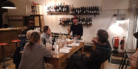 Wine Tasting - Old vs. New World Pinot Noir tickets