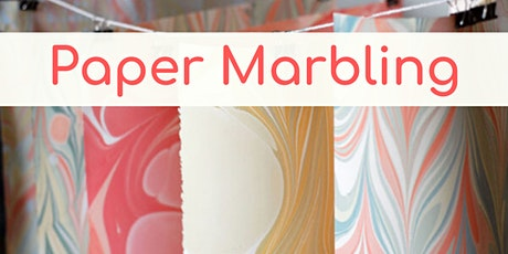 Paper Marbling tickets