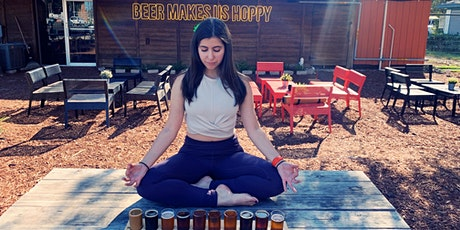 (Saturday- Feb 1) Beer Yoga at Brewsome Brewery! tickets