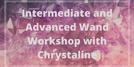 Intermediate and Advanced Leviwand Workshop tickets