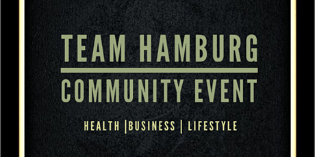 TEAM HH - COMMUNITY EVENT tickets