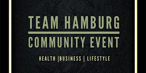 TEAM HH - COMMUNITY EVENT