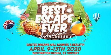 Best Escape Ever 2020 Weekend Pass tickets
