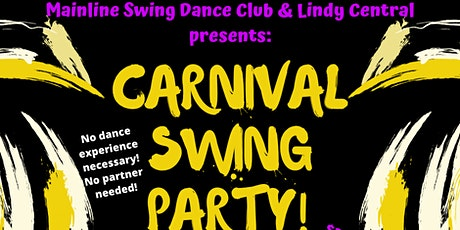 Carnival Swing Dance Party tickets