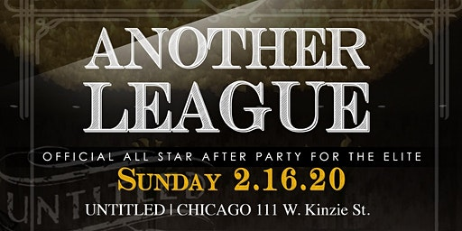Another League: The Official All Star Party For The Elite!