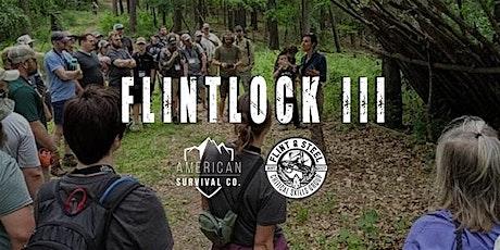 Flintlock III tickets