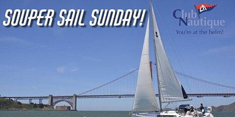 Souper Sail Sunday - Alameda tickets