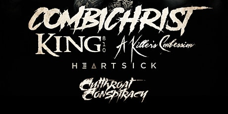 Combichrist, King810, A Killers Confession tickets