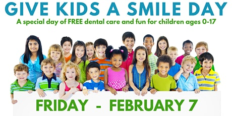 Give Kids A Smile Day - Los Angeles tickets