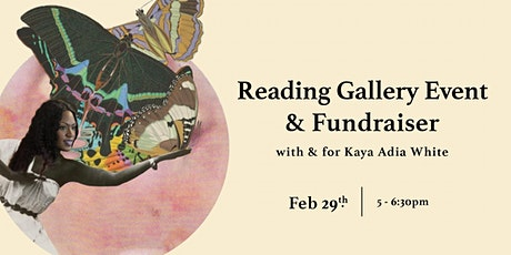 Reading Gallery Event & Fundraiser tickets