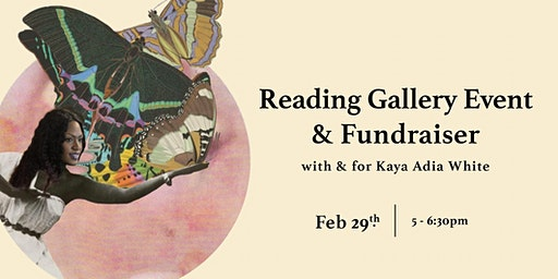 Reading Gallery Event & Fundraiser