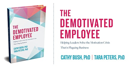 The Demotivated Employee Book Launch Event tickets