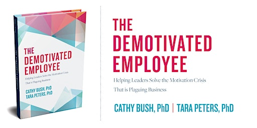 The Demotivated Employee Book Launch Event