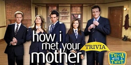 How I Met Your Mother Trivia Night (It's gonna be LEGEN - Wait For It - DARY!)at Bryant Park Lounge 2020 tickets