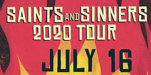 Saints and Sinners Tour 2020