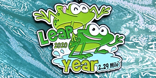 2020 Leap Year 2.29 Mile- Columbia