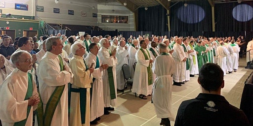 UNBOUND EUROPEAN PRIEST RETREAT with Neal Lozano - Walsingham, UK