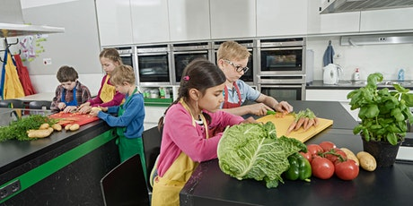 Young Chefs Winter Break Cooking Camp tickets